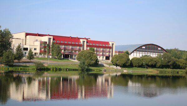 Республиканский центр олимпийской подготовки Стайки - Sputnik Беларусь