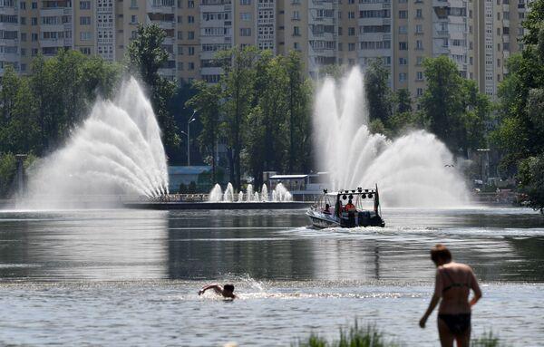 Лето в Минске - Sputnik Беларусь