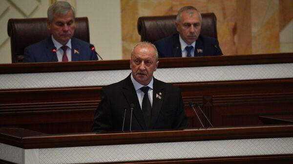 Председатель Постоянной комиссии по национальной безопасности Палаты представителей Олег Белоконев - Sputnik Беларусь
