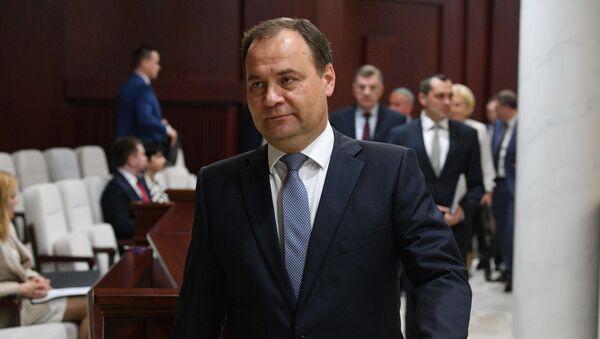 Прэм'ер-міністр Беларусі Раман Галоўчанка - Sputnik Беларусь