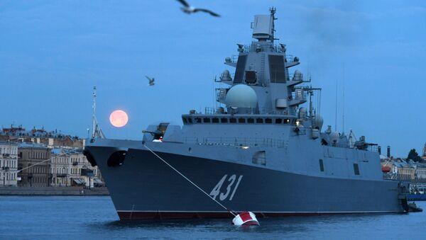Фрегат Адмирал флота Касатонов - Sputnik Беларусь