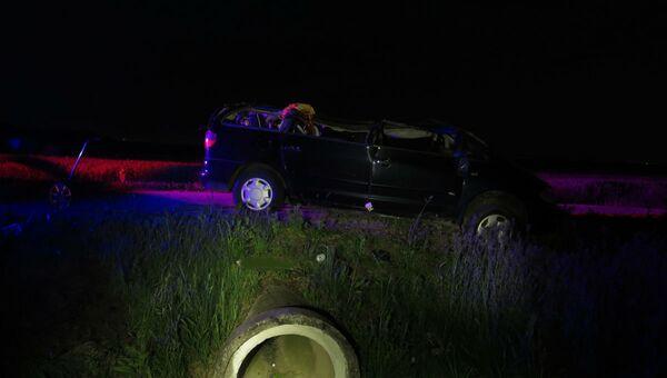 Девочка погибла в ДТП в Гродненском районе - Sputnik Беларусь