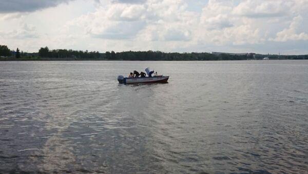 В водохранилище Дрозды утонул мужчина - Sputnik Беларусь