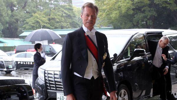 Великий герцог Люксембургский Анри  - Sputnik Беларусь