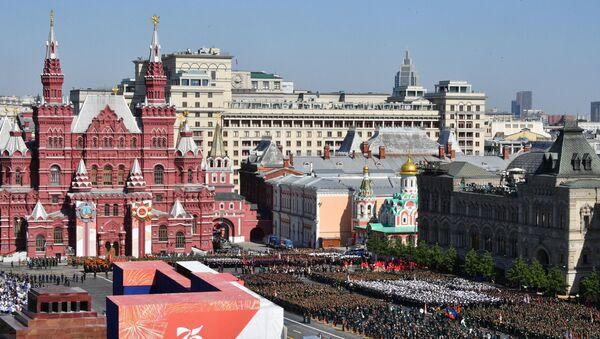 Парад Победы на Красной площди в Москве 24.06.2020 - Sputnik Беларусь