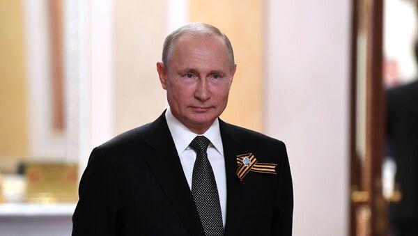 Встреча глав иностранных государств президентом РФ В. Путиным в Кремле - Sputnik Беларусь