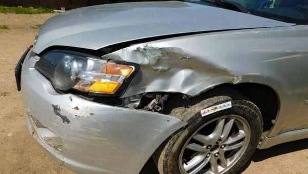 Оршанка поругалась с сожителем, после чего угнала и разбила такси - Sputnik Беларусь