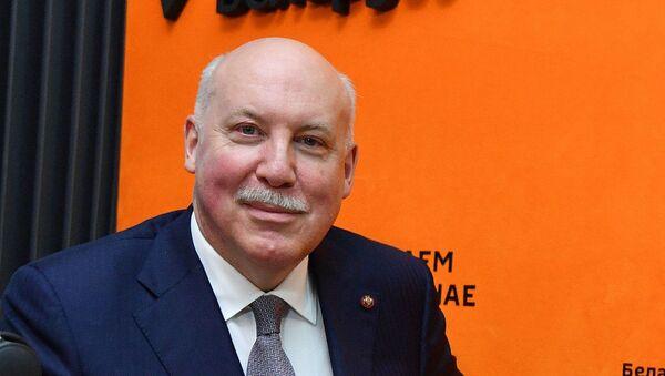 Это колоссальный шаг вперед: Мезенцев о поправках в Конституцию РФ - Sputnik Беларусь