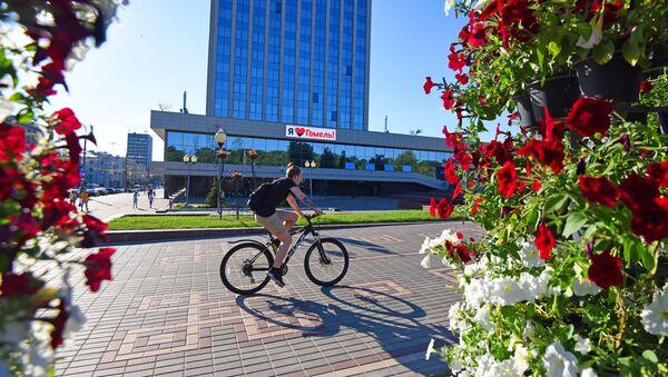 Гомель готовится ко Дню Независимости - Sputnik Беларусь