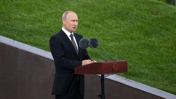 Пуцін патлумачыў, навошта галасаванне расцягнулі на некалькі дзён - Sputnik Беларусь