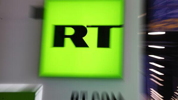 Логотип телеканала RT (Russia Today) - Sputnik Беларусь