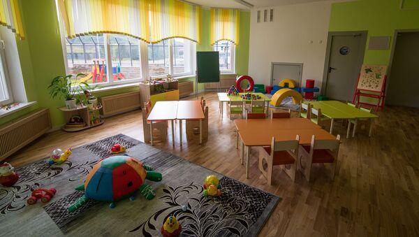В детском саду - Sputnik Беларусь