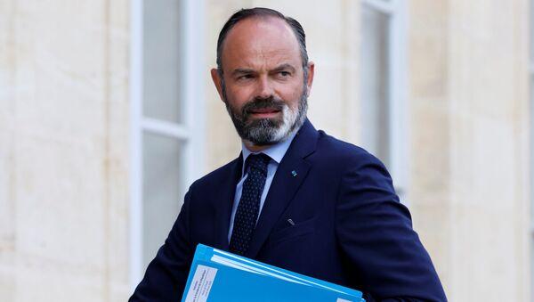 Правительство Франции во главе с премьер-министром Эдуаром Филиппом подало в пятницу в отставку - Sputnik Беларусь