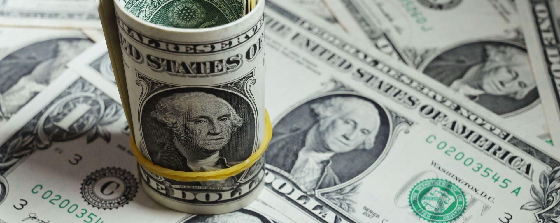 Доллары США - Sputnik Беларусь, 1920, 21.05.2021