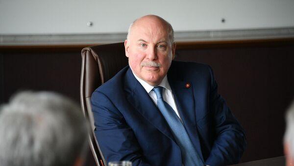 Посол РФ в Беларуси Дмитрий Мезенцев - Sputnik Беларусь