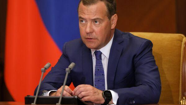 Дзмітрый Мядзведзеў - Sputnik Беларусь