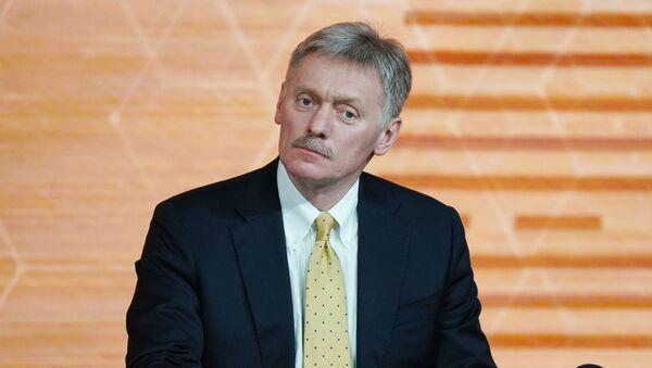 Заместитель руководителя администрации президента РФ - пресс-секретарь президента РФ Дмитрий Песков - Sputnik Беларусь